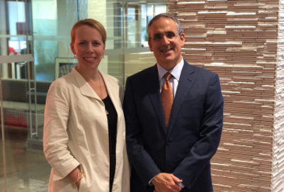 Duval & Stachenfeld Names Terri Adler as Managing Partner - BruceStachenfeld to Become Chairman
