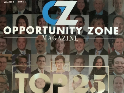 Tax Co-Chair Jessica Millett listed in Top 25 Opp Zone Influencers