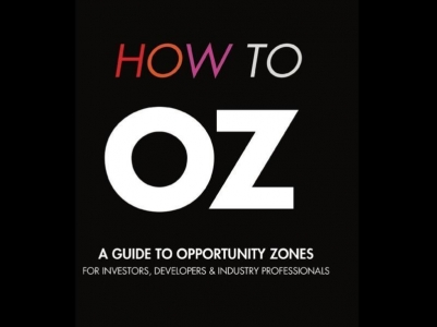 "Tax Chair, Jessica Millett,  Contributing Writer for ""How To OZ: A Guide to Opportunity Zones for Investors, Developers and Industry Professionals"""