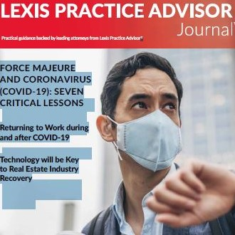 Team of D&S attorneys' article on CARES Act featured in Lexis Nexis Practice Advisor Journal